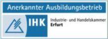 HSi ist anerkannter Ausbildungsbetrieb der IHK Erfurt